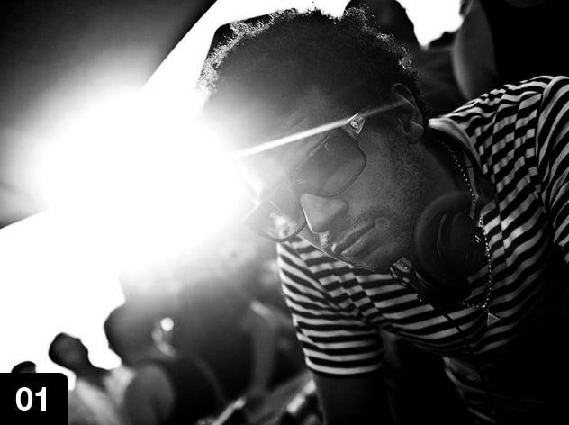 dj jamie jones Top DJs of 2011 según Resident Advisor