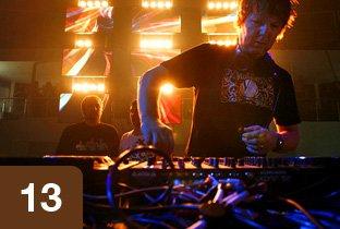dj john digweed Top DJs of 2011 según Resident Advisor