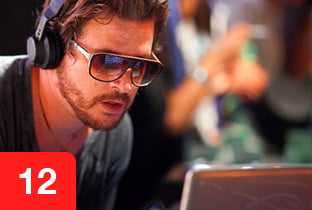 dj luciano Top DJs of 2011 según Resident Advisor