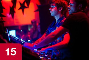 dj tale of us Top DJs of 2011 según Resident Advisor