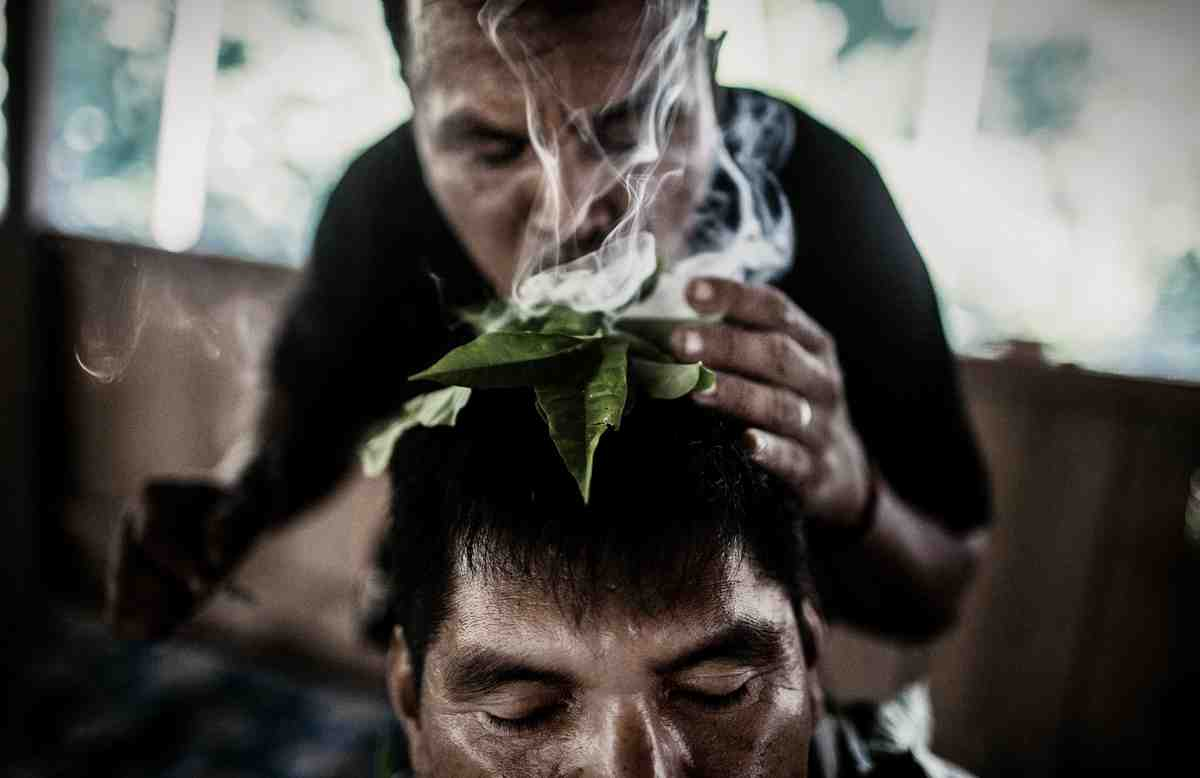 CUARENTECHNA: Documental de NatGeo sobre las drogas ancestrales en Latinoamérica