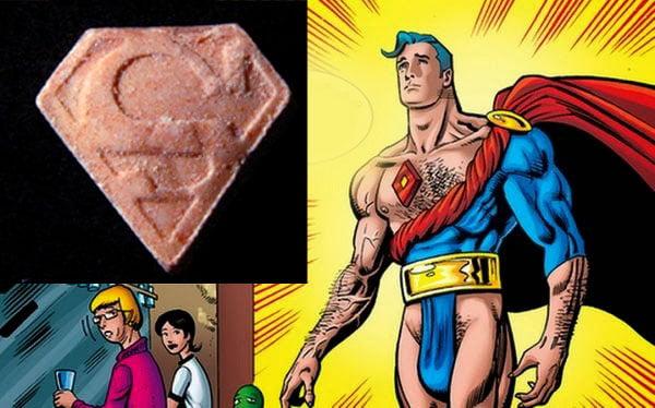 droga extasis superman causa estragos emular heroe mueren intento 1 2220666
