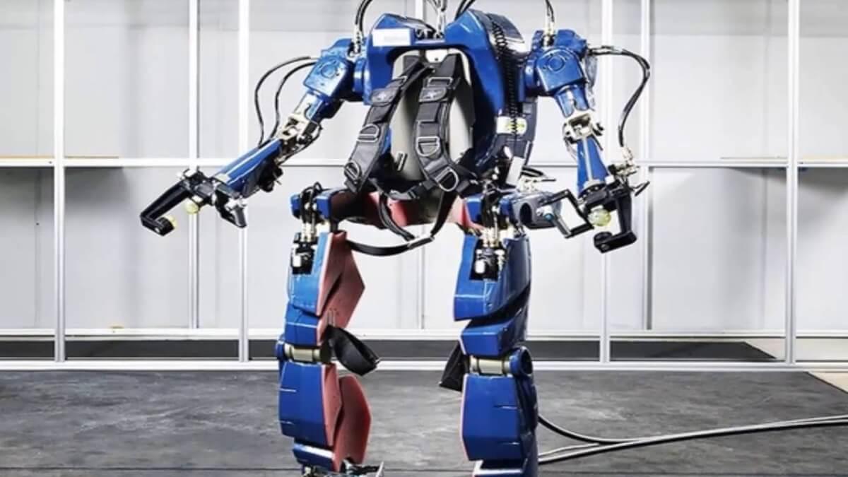 Futuros Artificiales: Levantaremos grandes cargas con exoesqueletos
