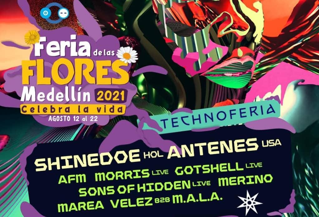 La Feria de las Flores Medellín acoge por primera vez a la Cultura Underground