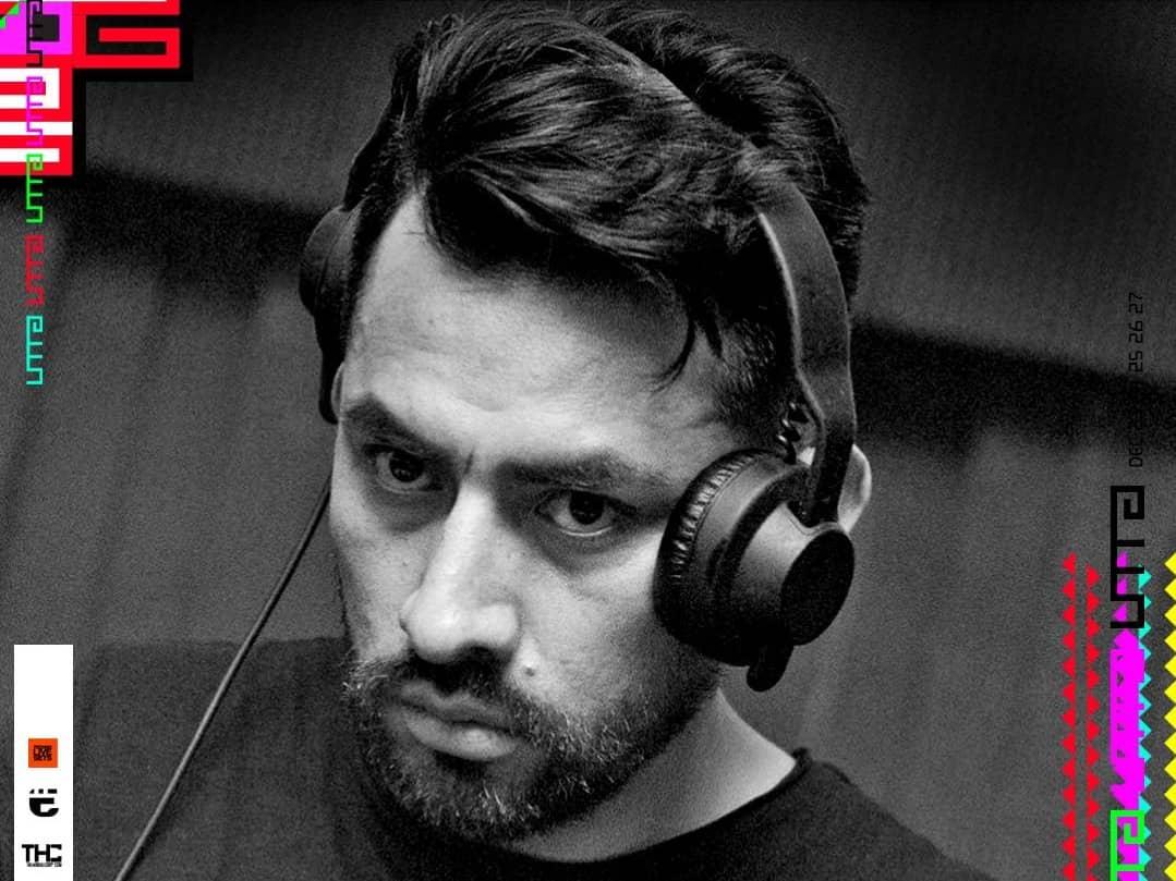 FIXEER: Techno cyberpunk en Spectral Rebel Podcast ¡Artista UTTA!