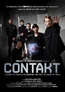 Making CONTAKT. Un documental dirigido por Richard Michael Hawtin