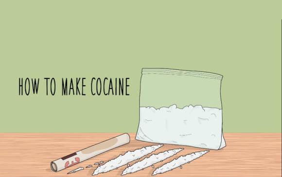 #EveryLineCounts La peligrosa receta de la cocaína