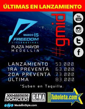 GMID OFFICIAL EVENTS! THE REAL PARTY IS HERE ¡¡¡ MALA MÚSICA NO BAILO !!!