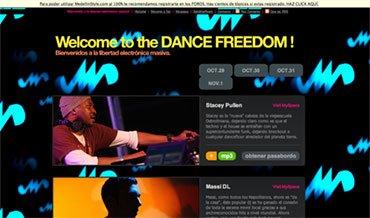 El portal del dance ha sido actualizado! ingresa www.goodmusicidance.com