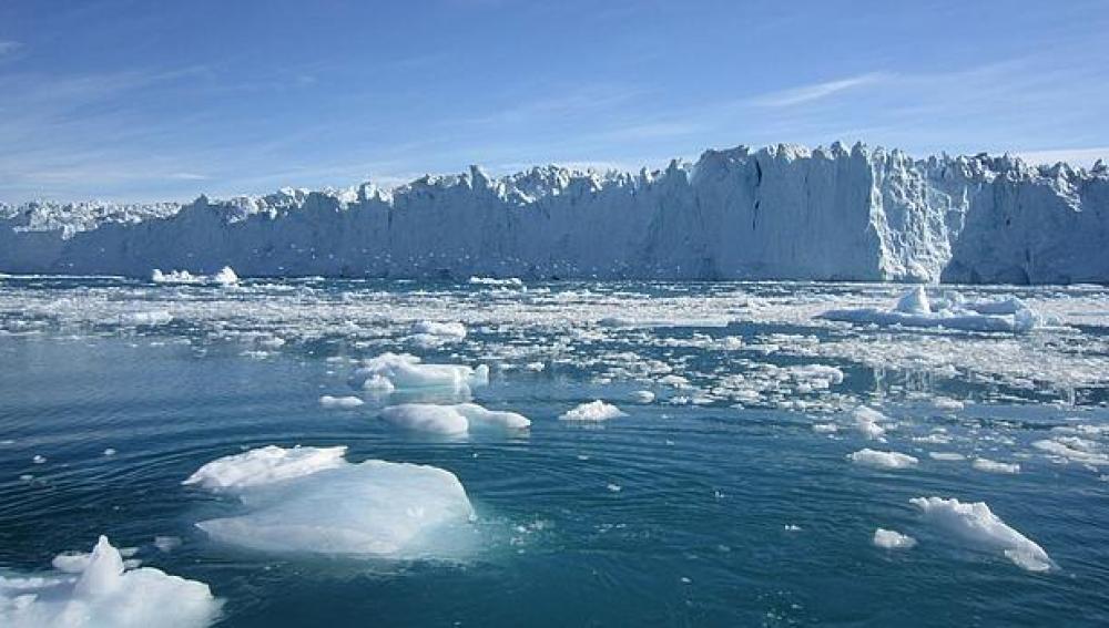 Groenlandia vive hoy el mayor deshielo de los últimos 12.000 años
