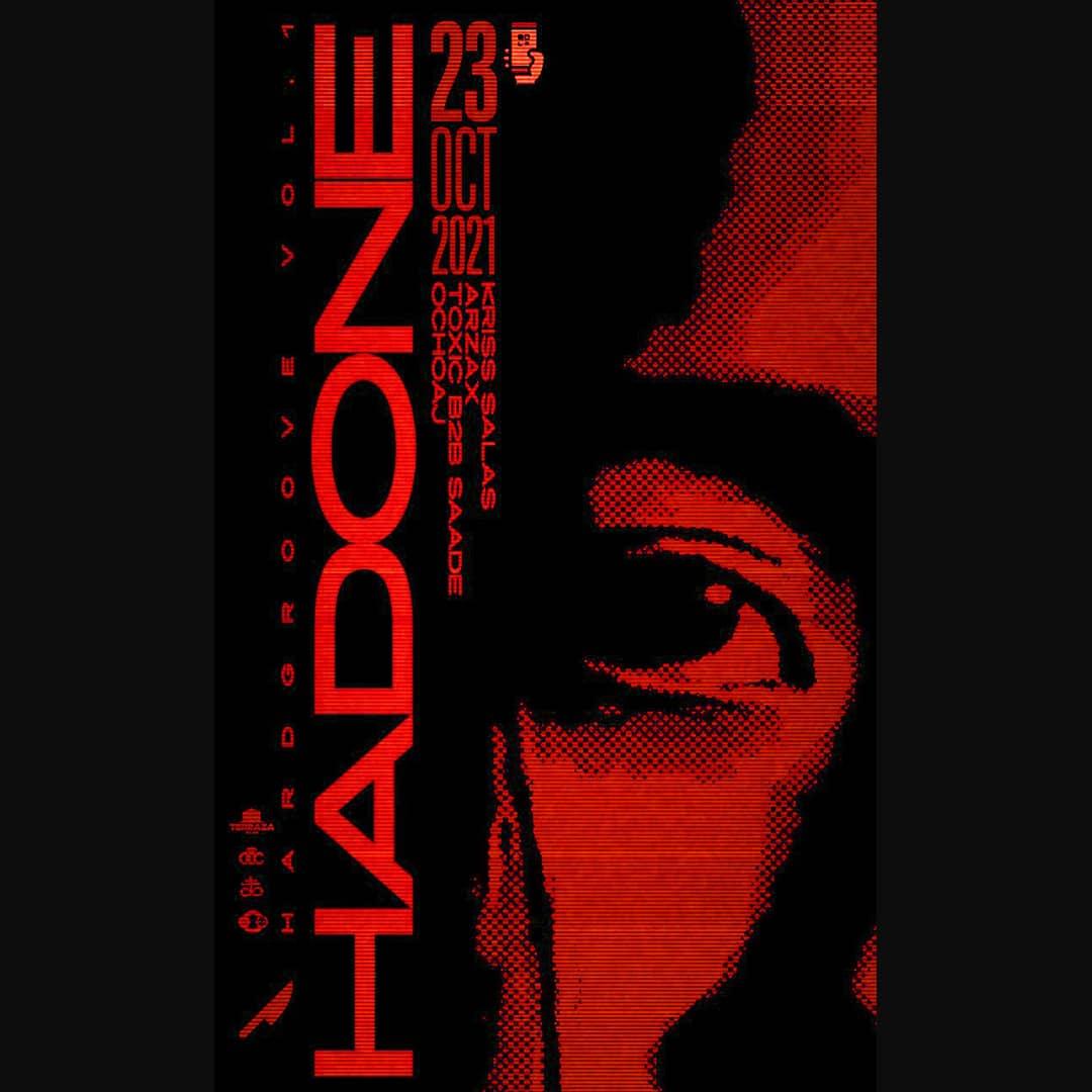 HARDGROOVE VOL.1 presenta a HADONE en Medellín