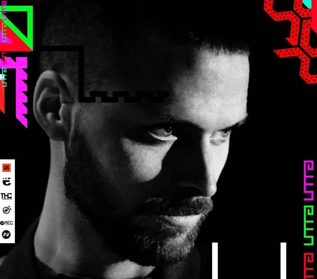 HENNING BAER: Abstracción frenética en HATE Podcast ¡Artista UTTA!
