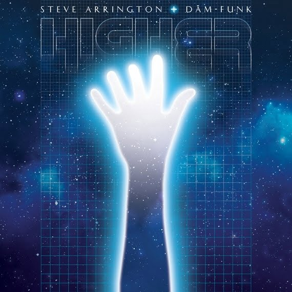 Es todo un hecho el nuevo álbum de Steve Arrington y DâM-FunK: 'Higher'...