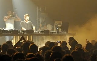 Mp3: Hobo Live @Mute, Batofar Club - Paris - 30.01.2011