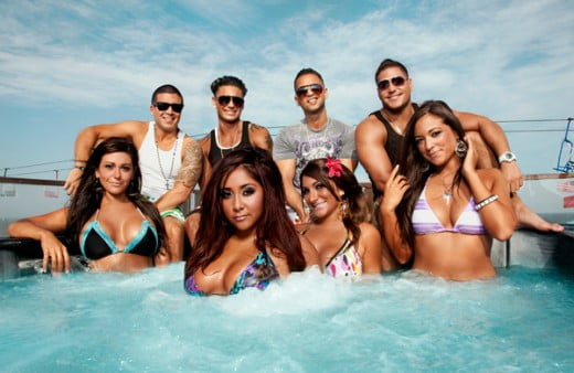 Jersey Shore Colombia muy pronto posiblemente by MTV