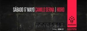 :: Sponsored :: Hoy en Mansion Club Camilo Serna + Hidro