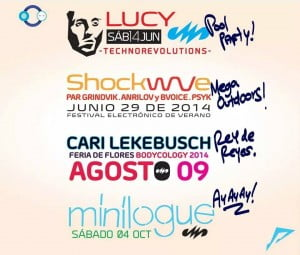 NEXT IN GOOD MUSIC I DANCE EVENTS ¡¡¡¡ By MedellinStyle.com