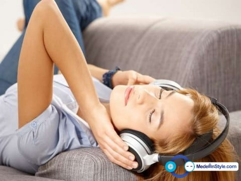 Actividad cerebral cambia según la música que escucha