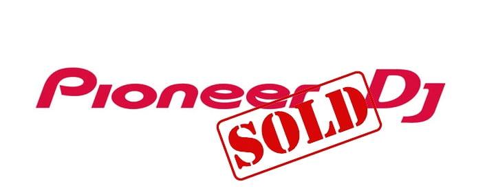 Pioneer vende su división DJ por 550 millones de dólares