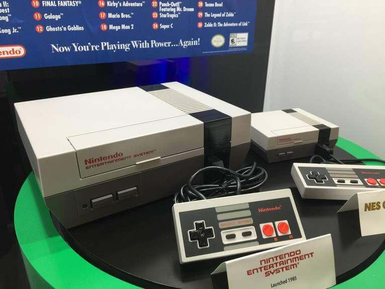 Nintendo Classic: El Mejor Regalo para éste Diciembre a 60eur