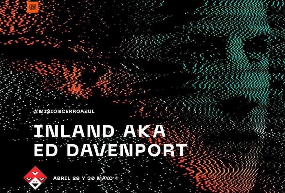 UTTA2: Inland aka Ed Davenport, un orgasmo cerebral