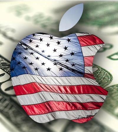 Apple tiene más dinero que Estados Unidos.