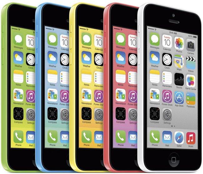 El nuevo iPhone 5S registrará tus movimientos y huellas dactilares en la NSA