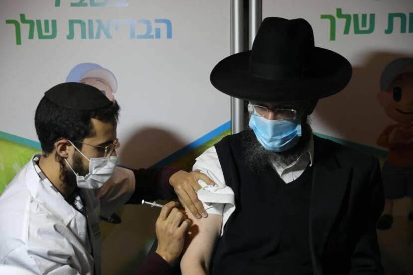 ISRAEL: Vacunación masiva demuestra que podemos evitar síntomas COVID graves