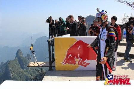 Jhonathan Flórez ganó Oro en traje aéreo en China