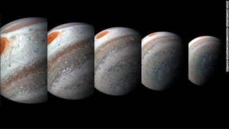 ¡Oye vamos! Te invitamos a dar una vuelta por el espacio… Mira las últimas fotografías del Sistema Solar