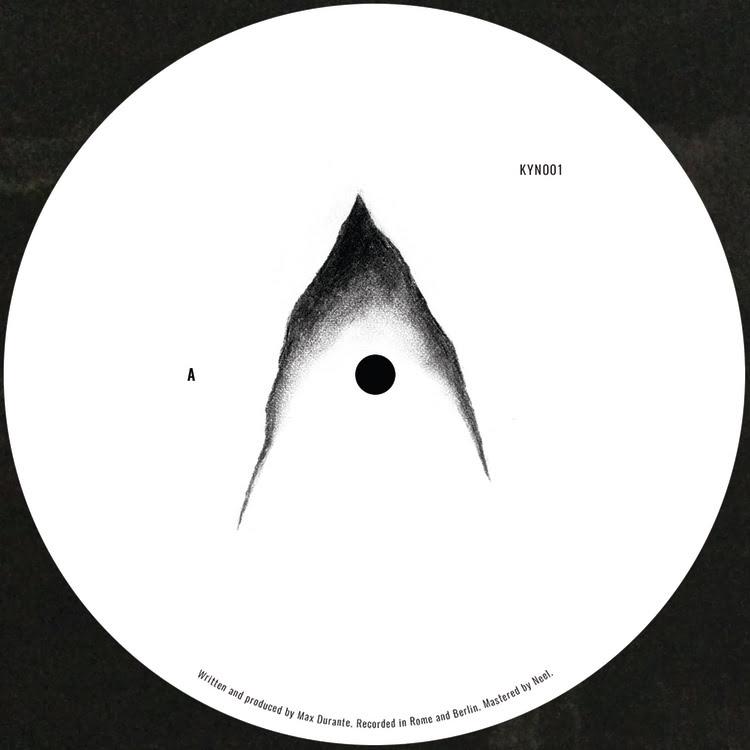 Max Durante presenta Black Light EP con remix de Donato Dozzy