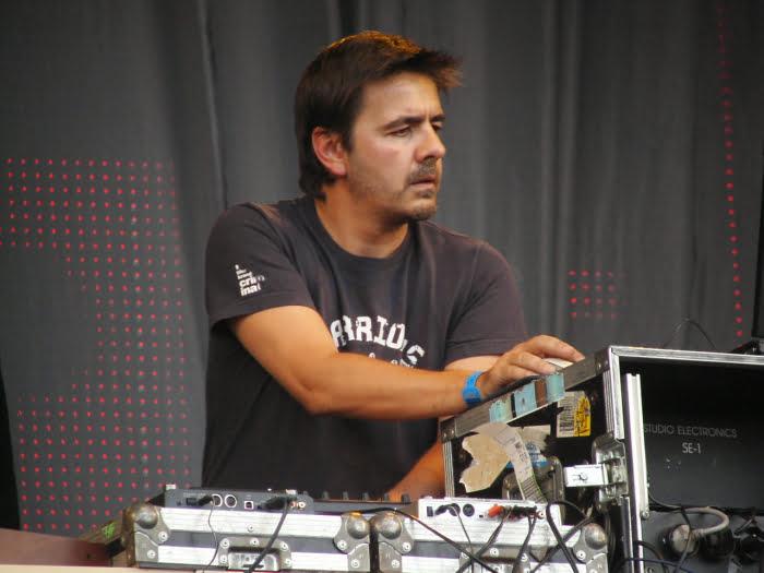 Laurent Garnier - 2011-01-16 - It Is What It Is
