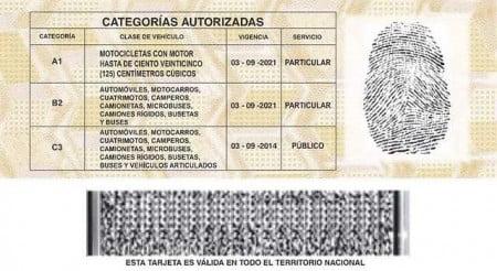 Plazo hasta el 31 de enero para renovar licencias de conducción en Colombia
