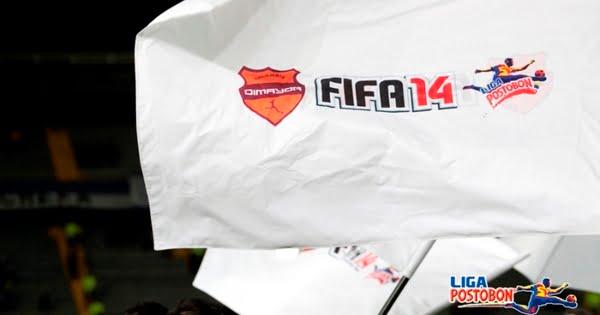 EA Sports presenta la Liga Postobón en FIFA 14