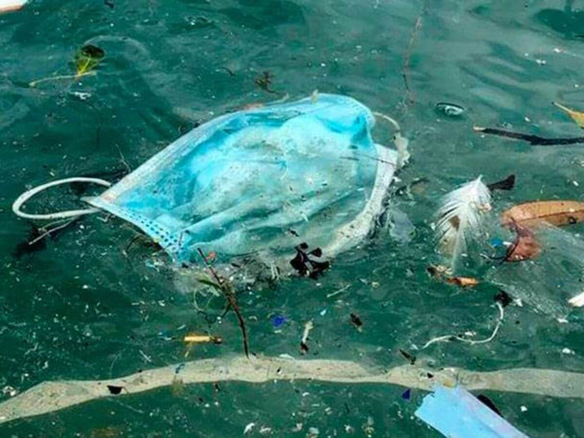 Efecto Coronavirus causa toneladas de desechos plásticos