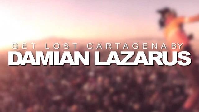Éste 3 de Enero Damian Lazarus en Cartagena en una exclusiva fiesta en La Casa del Sol