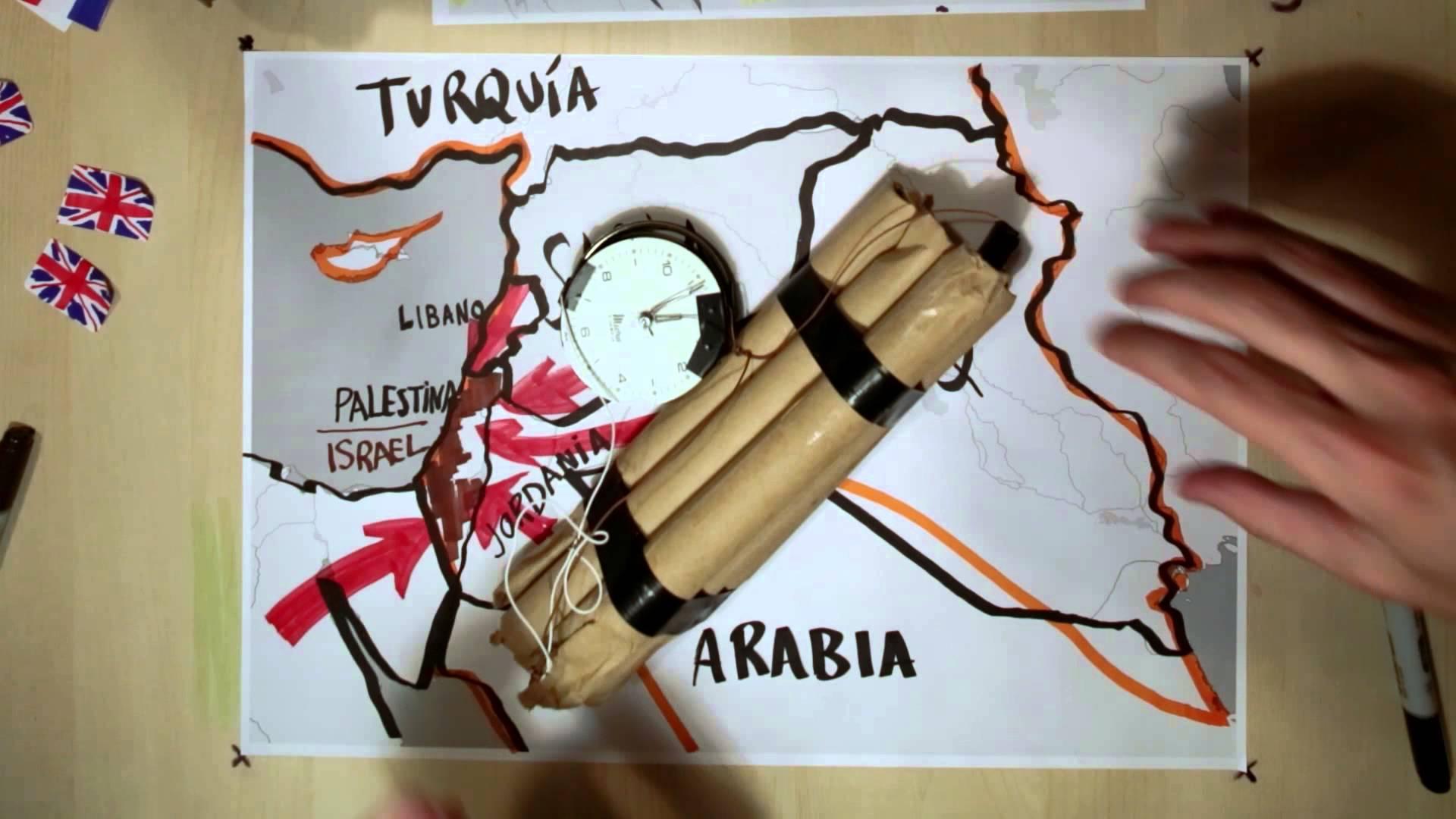 Video: WhySyria? La crisis de Siria bien contada en 10 minutos y 15 mapas