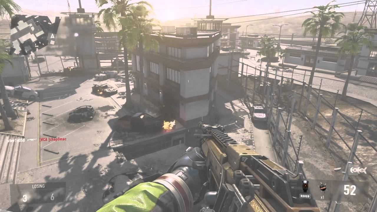 Call of Duty: Chapo Black Ops 4