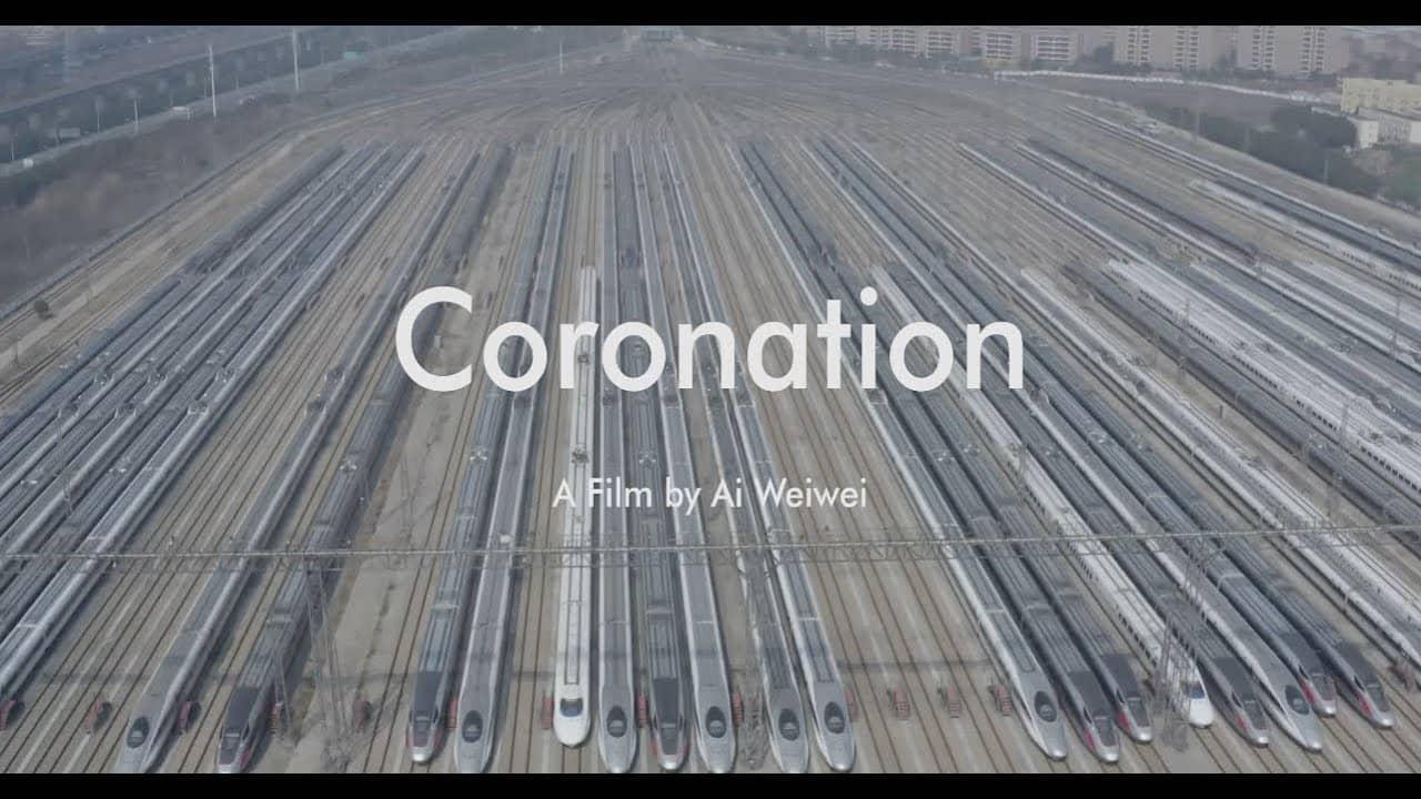 CORONATION de ai weiwei: el primer largometraje sobre el brote de COVID-19 en wuhan