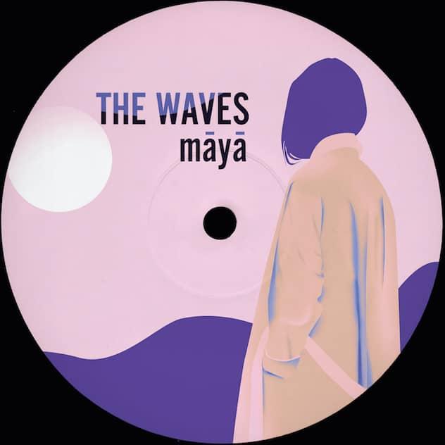 MAAYAN NIDAM aka The Waves lanza Māyā LP con cortes psychedelic rock