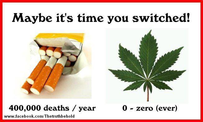 Se está fumando más marihuana en Colombia.