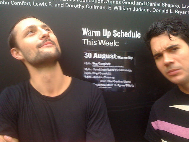 Mp3: Matthew Dear & Ryan Elliott @ Paxahau Webcast 2002 - Abduction, Diciembre 13