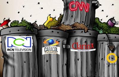 """Los medios masivos replican solamente los argumentos del gobierno """"Paro Nacional Agrario"""""""