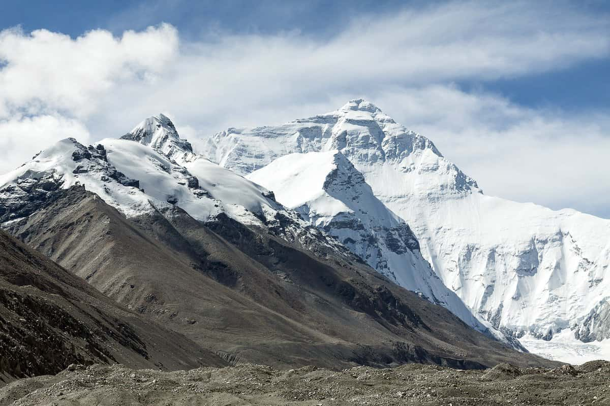 Meseta tibetana se derrite rápidamente debido al calentamiento global