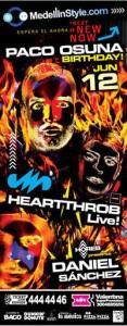 Mp3 Special: Next,New,Now MP3 DE PACO OSUNA, HEARTTHROB Y DANIEL SANCHEZ