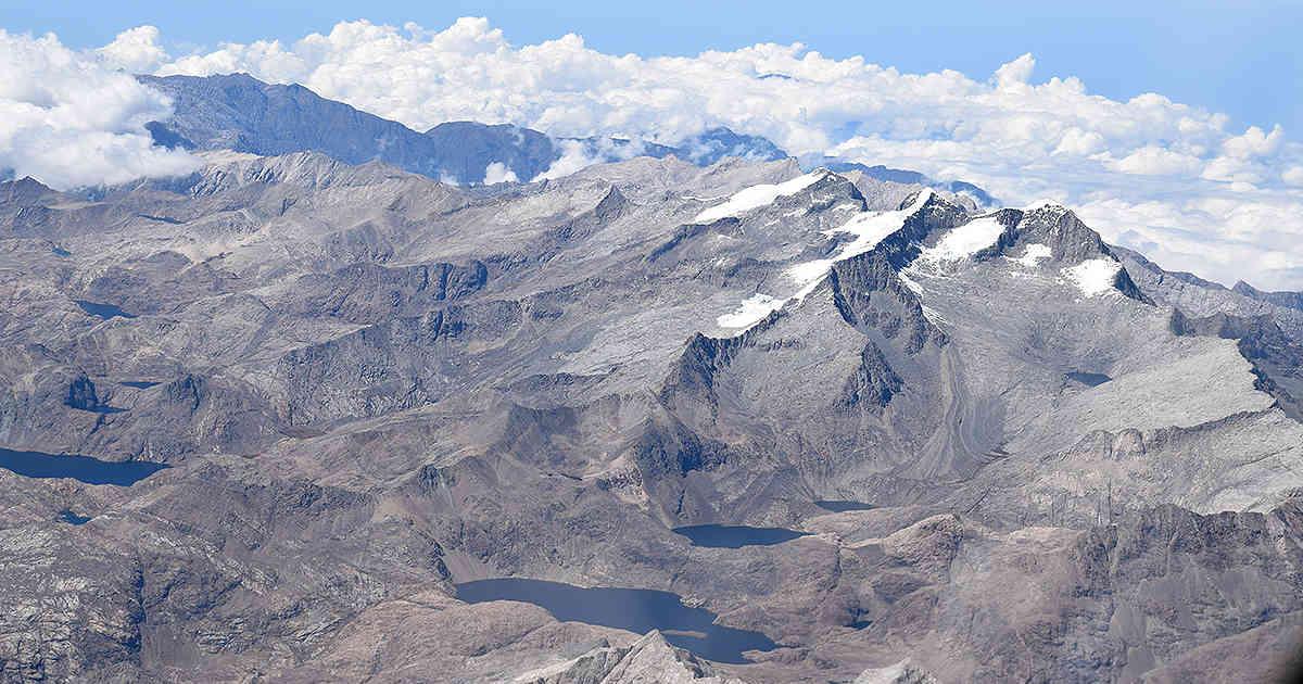 De 19 nevados que existieron en Colombia solo quedan 6