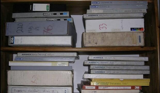 Rescatan de la basura cintas de Joy Division y New Order, pertenecientes a Martin Hannett...