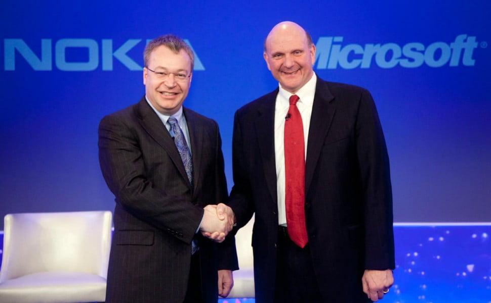 Microsoft compra a Nokia por 5.440 millones de euros