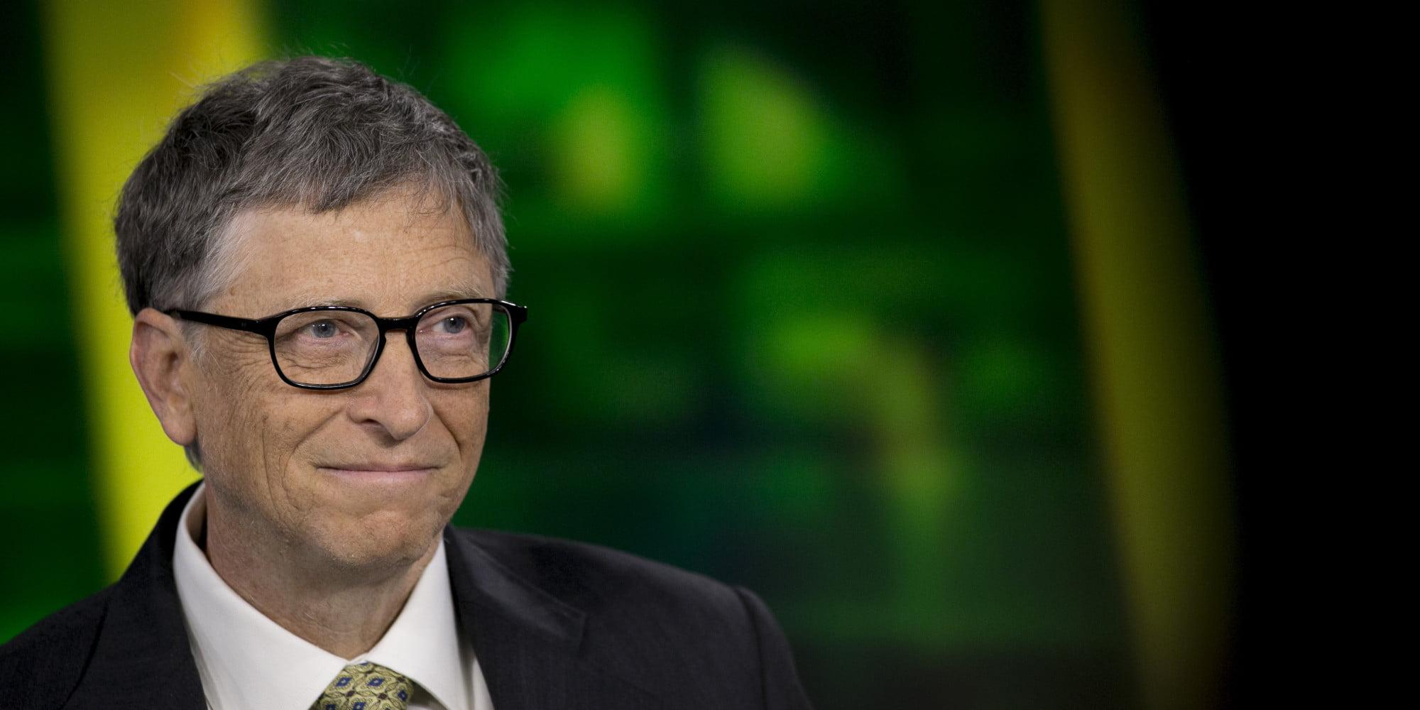 """Bill Gates dice que vamos a necesitar un """"Milagro Energético"""""""