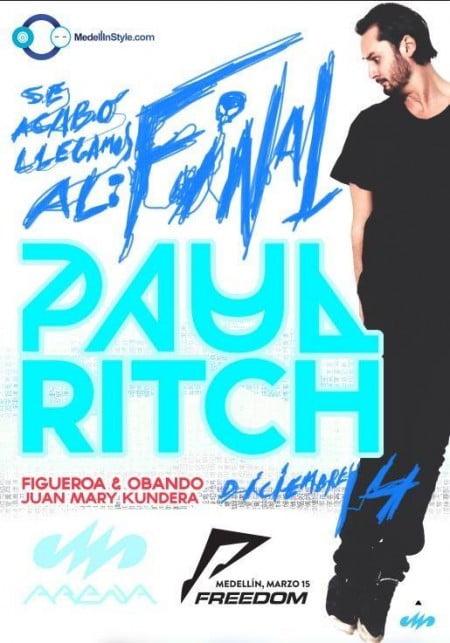 Mp3: Paul Ritch - Secret Garden (192k)
